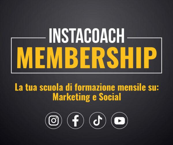 Instacoach membership